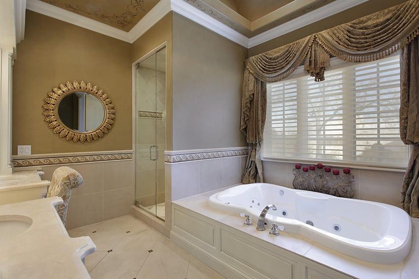 Design Bathroom Home Decoration Interior Design