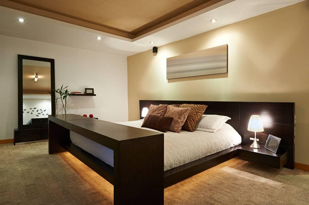 luxurious master bedroom ideas