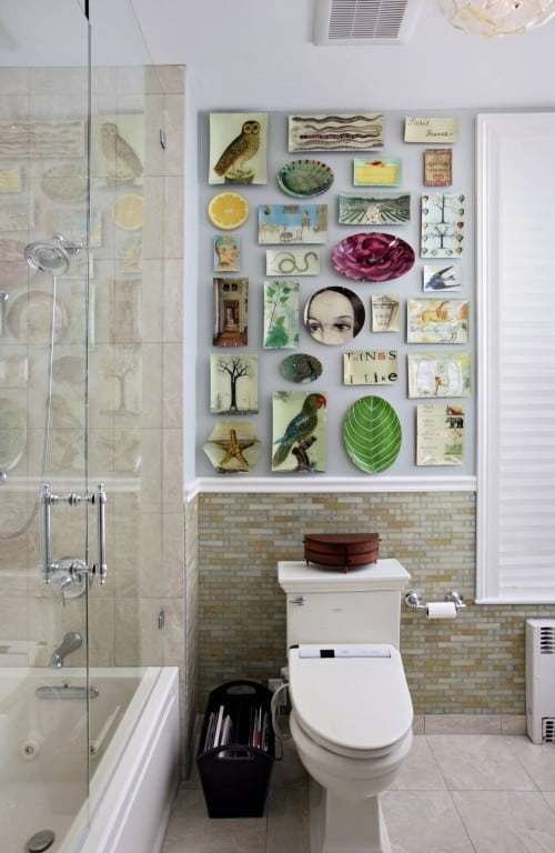 Small Bathroom Ideas And Bathroom Renovations - Examples of bathroom designs