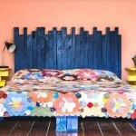 Gallery of 28 Excellent Natural Wooden Bed Frames