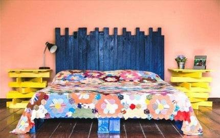 wooden bed framesfull