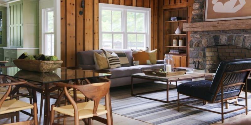 living room environment