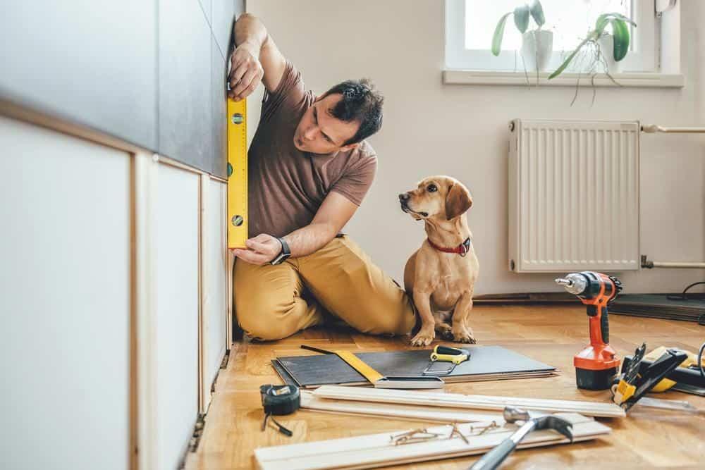 DIY home upgrades
