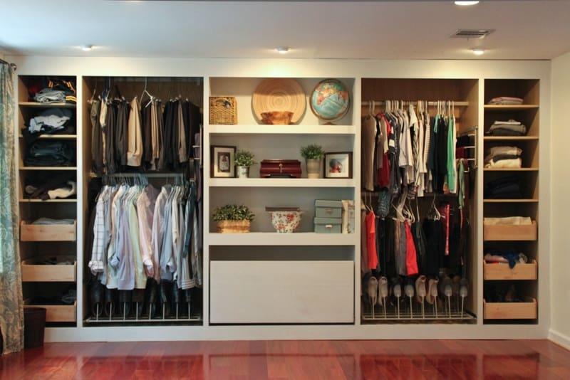 wardrobe redesigning