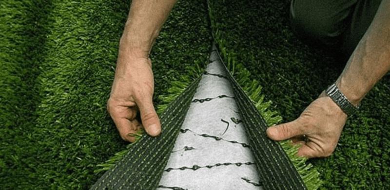 artificial grass cons