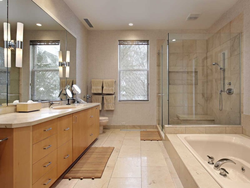Bathroom Remodel ways