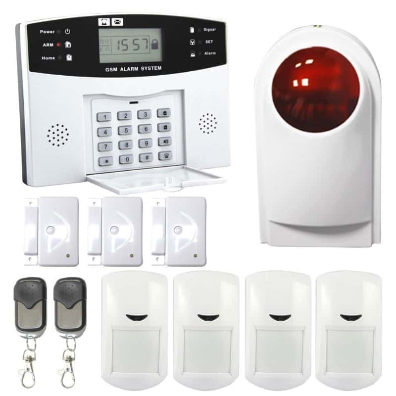 Reputable Monitoring Alarm Systems