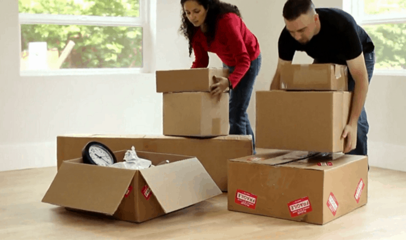 Moving in or Moving Out