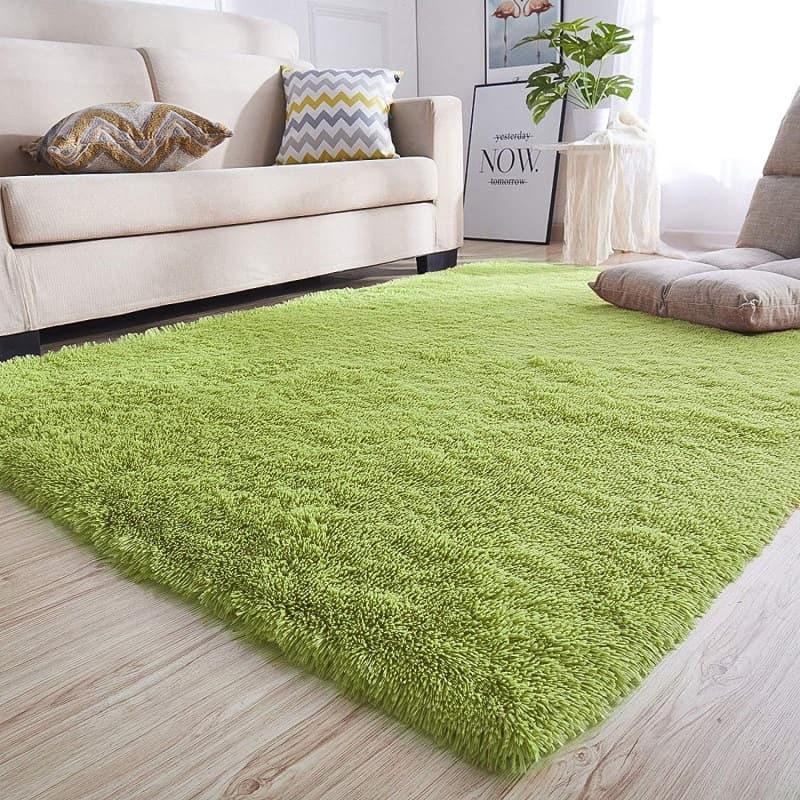 Carpets keep you fresh