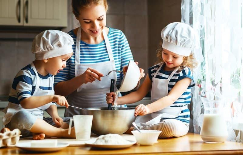 Child-friendly Kitchen