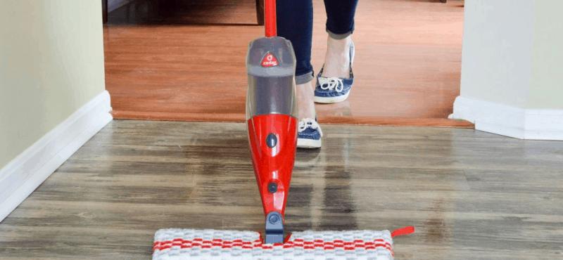 Vacuum The Floors Daily