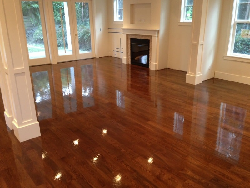 Professional Hardwood Floor Services