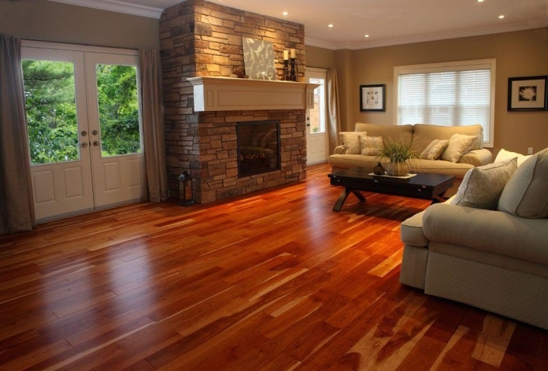 Hardwood Flooring is never out of fashion