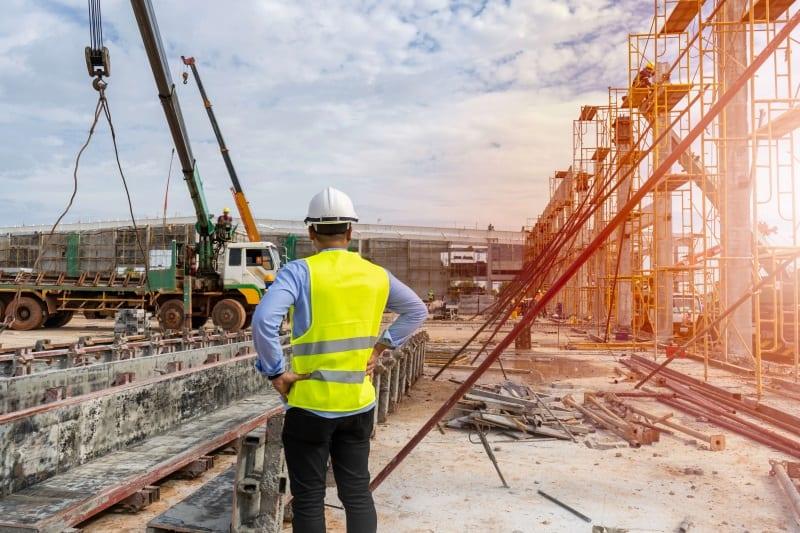 Construction estimation