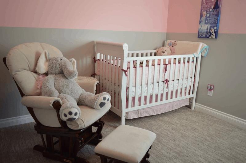 Kids' Room on a Budget