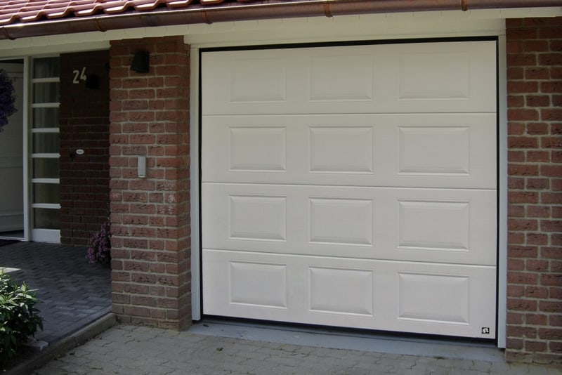 safety of Garage Door