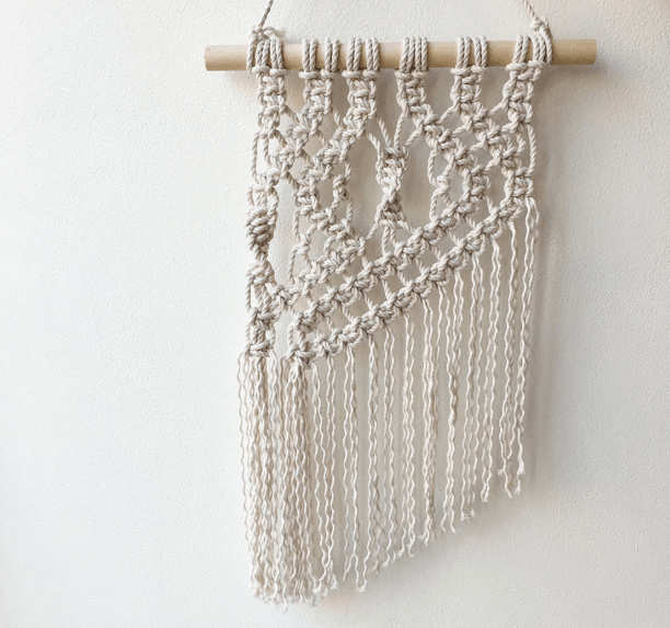 Macrame Wall Art Project