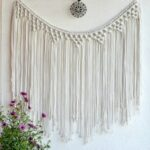 A Beginner's Guide to Work on a Macrame Wall Art Project