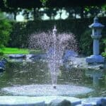 4 Considerations While Choosing the Right Fountain Pump For Your Backyard Pond