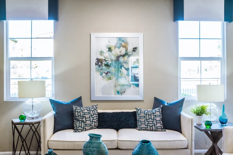 decorate newlywed apartment