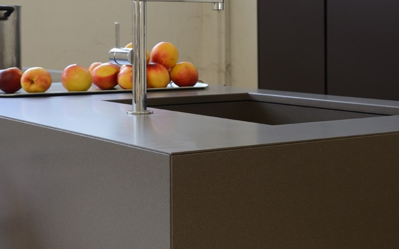 Leptic countertop