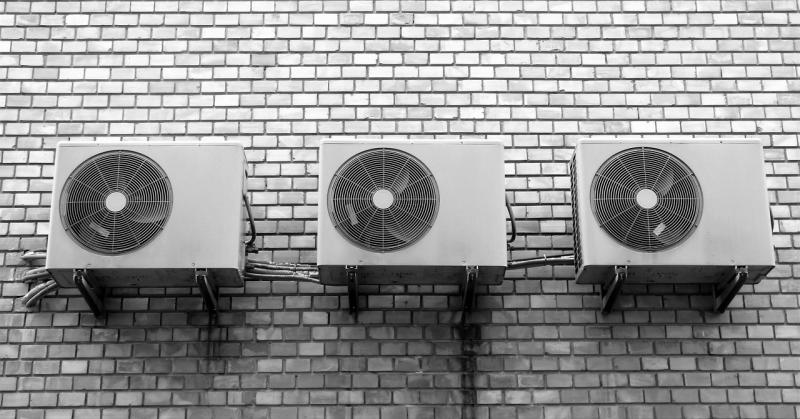 install split type AC