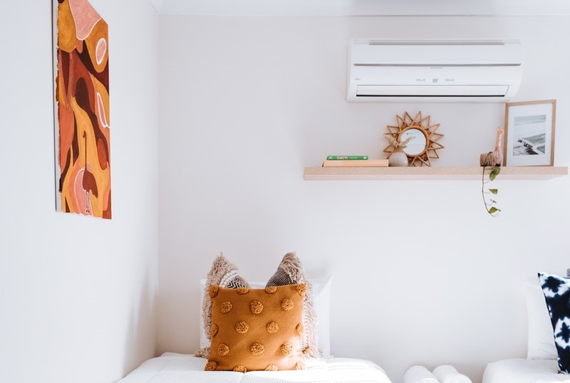 install air conditioners