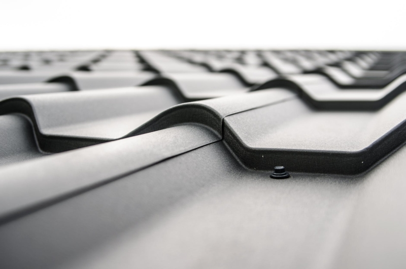 re-roofing a commercial building