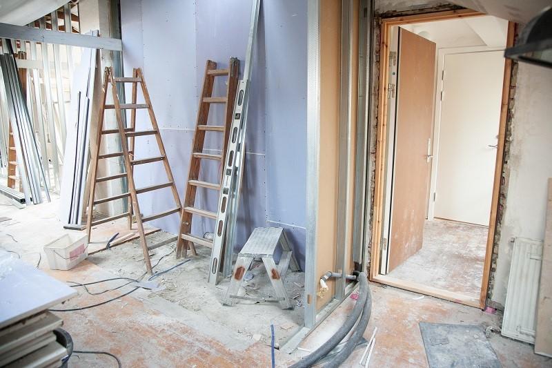 home renovation on a budget